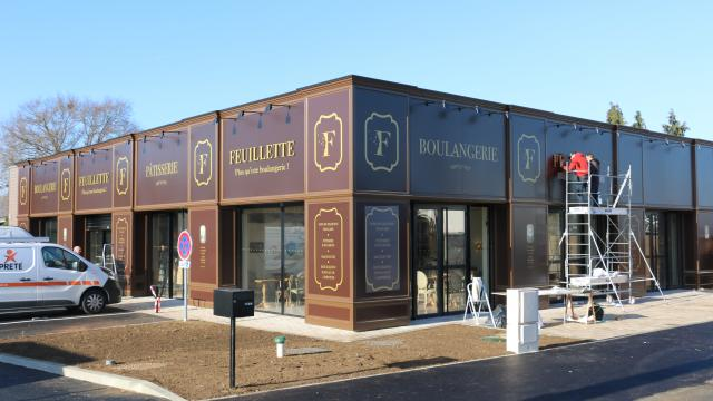 Community management Boulangerie Feuillette Arnage