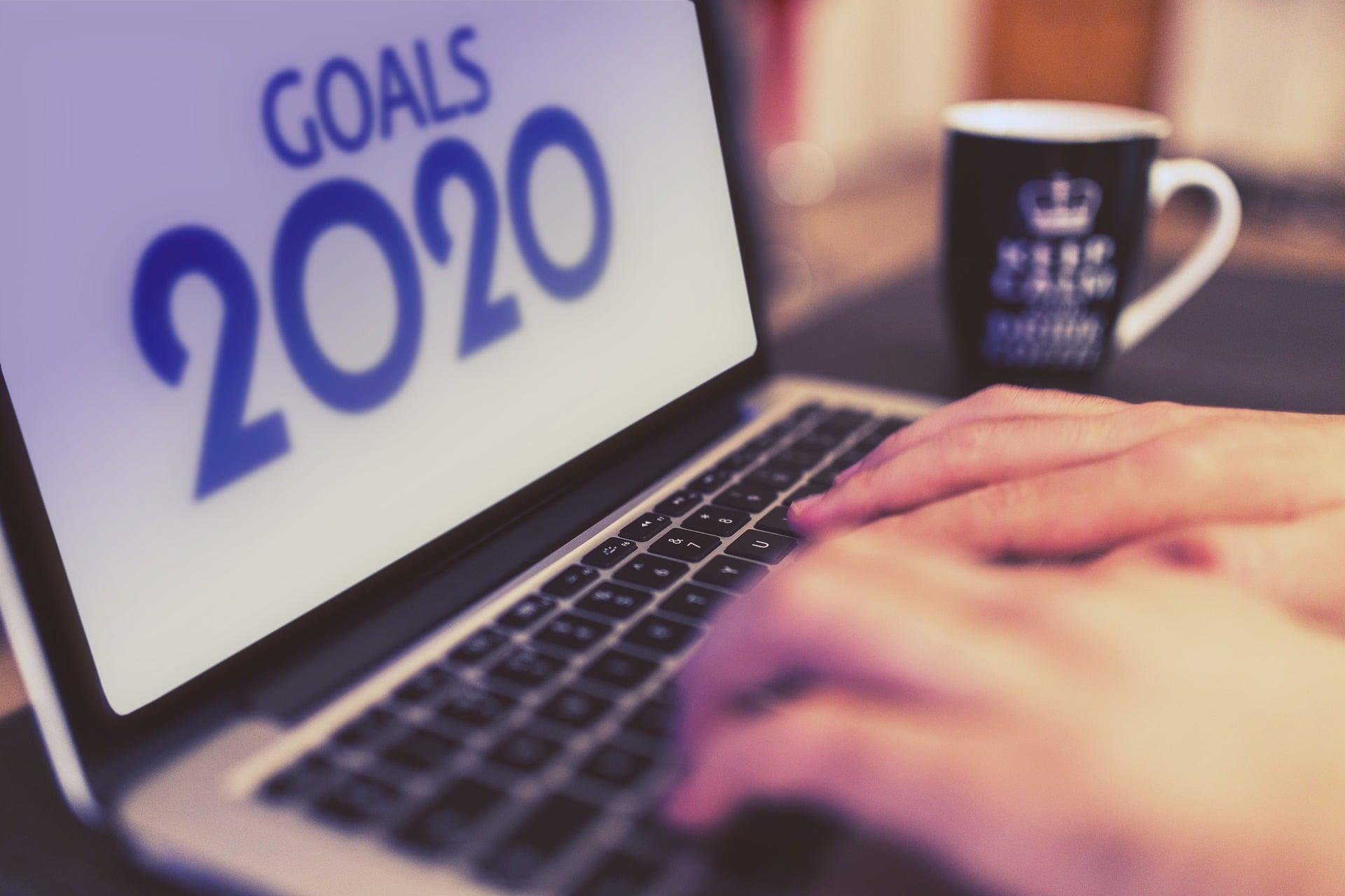 7 résolutions pour être visible sur les réseaux sociaux en 2020