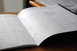 calendrier des marronniers 2022